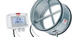 Staudruckanemometer